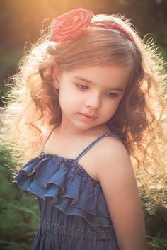 Sofia Fanta (born 2007) fashion child model from Russia.