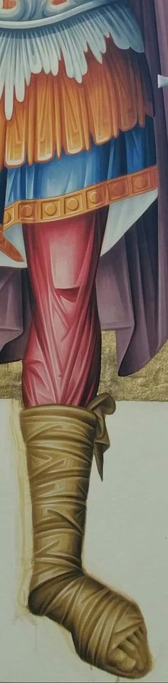 Tempera, Byzantine Icons, Joan Of Arc, Religious Icons, Orthodox Icons, Textiles, Angel, Christian, Fine Art