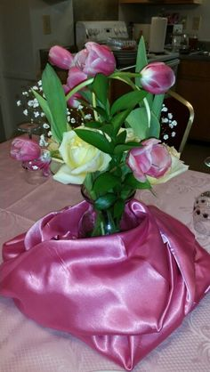Mother's day centerpiece