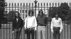 The Doors Washington DC, 1968.