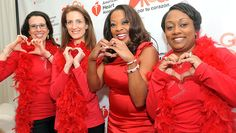 Star's Corner: Take Action! Go Red For Women for American Heart Month