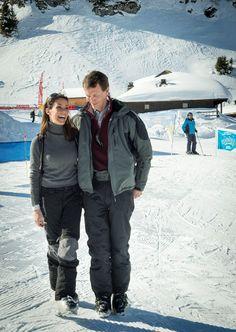 Prins Joachim og Prinsesse Marie.