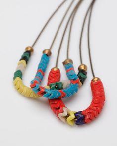 vanessa mooney / african slider beads