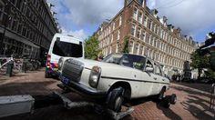 Aresztowanie po eksplozji w Amsterdamie #popolsku