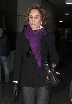 Rostros conocidos apoyan a Paloma Cuevas en el funeral de su hermano