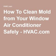Know the steps on how to remove mold safely.   Pass One Hour Heating & Air Conditioning   (618) 997-6471   www.passonehour.com