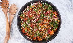 Kale and Crunchy Corn Salad