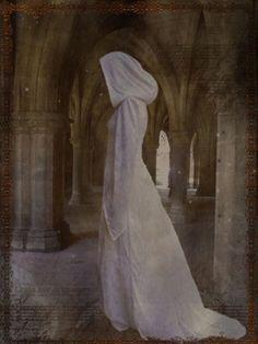 A Priestess of Avalon.