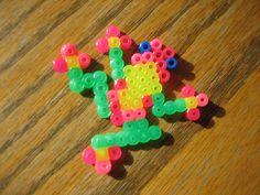Perler Beads Tree Frog by Kid's Birthday Parties
