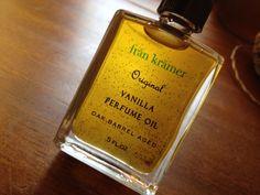 Organic Vanilla Perfume Oil / Barrel Aged Vanilla / Bourbon Vanilla / Vanilla Oil / Natural Perfume by FranKramerOrganics on Etsy https://www.etsy.com/listing/130650397/organic-vanilla-perfume-oil-barrel-aged