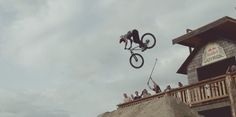 VIDEO Steps to the Top – Red Bull Joyride