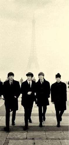 Beatles at Paris