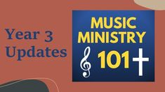 Music Ministry 101 Year 3 Update - YouTube