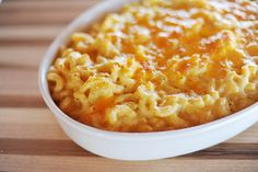 Macaroni and cheese. The Pioneer Woman, via Flickr. Hands down best Mac and cheese recipe ever! Make sure to sub one cup of milk for evaporated milk. No more dry macaroni