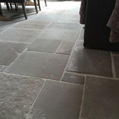 Castle Stones, Kitchen Flooring, Old Houses, Industrial Style, Tile Floor, New Homes, Floors, Patio, Inspiration