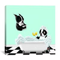 <li>Artist:N/A</li> <li>Title:Bath Tub BT by Brian Rubenacker Canvas Print Wall Art</li> <li>Product Type: Gallery wrapped canvas art</li> Canvas Artwork, Canvas Art Prints, Wall Art Prints, Canvas Paintings, Wall Canvas, Canvas Size, Pet Shop, Contemporary Wall Art, Modern Wall