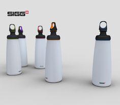 Redesign Sigg Bottle
