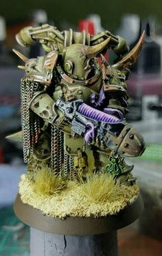 Nurgle is getting a