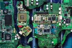 E-Waste Empire - New York City discards millions of pounds of dead electronics each year. We follow its path from shelf to shredder