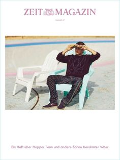 Hopper Penn 2017 Zeit Magazine