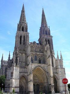Cathédrale Notre-Dame de Sées. Normandie
