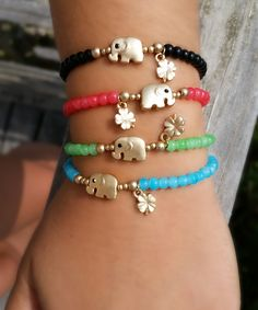 Lucky Elephants Bracelets