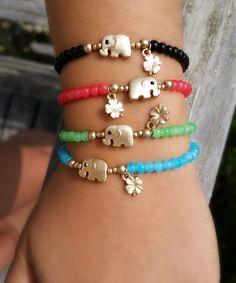 Lucky Elephants Bracelets