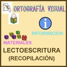 ORTOGRAFÍA IDEOVISUAL (RECOPILACIÓN DE RECURSOS)