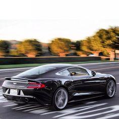 Sexy Aston Martin Vanquish
