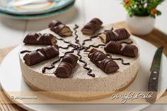 Cheesecake Kinder Bueno......golosissima!!