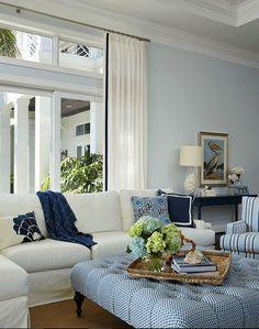 40 Chic Beach House Interior Design Ideas | Living Room Decor Ideas ...