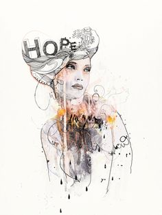 illustration  hope  detail  http://www.etsy.com/shop/BannerSetDesigns/about?ref=announce