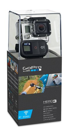 This is amazing! I bought my boyfriend one for Xmas, best present he has ever had! GoPro Hero3 Black Edition and LCD Touch BacPac review