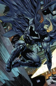 DETECTIVE COMICS PREVIEW by tonysdaniel on @DeviantArt