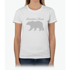 Brother Bear Womens T-Shirt