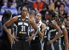 Guess the New York Liberty rookie who broke the franchise's record for most blocked shots