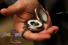 Grooms gift pocket watch