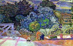Bonnard jardin | ... à l'article : La Fondation Beyeler « maison imaginaire de Bonnard