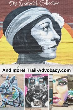 A Day in the Life: Street Art (Bushwick Collective), Breweries & a Michelin Star Restaurant in Brooklyn - Trail Advocacy Travel Crafts, Visiting Nyc, Best Street Art, New York City Travel, Michelin Star, Instagram Worthy, Culture Travel, World Cultures, The Life