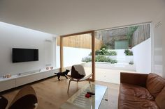 The project involved an extension and alterations to the lower ground floor of a private Victorian house, located in a conservation area.    Initially the cl...