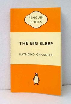 The Big Sleep by Raymond Chandler Popular Penguins used paperback crime fiction The Big Sleep, Raymond Chandler, Crime Fiction, Penguin Books, Penguins, Popular, Ebay, Most Popular, Penguin