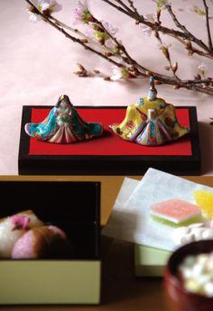 Japanese Hina matsuri ひな祭り
