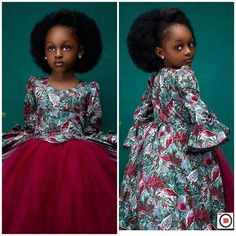 ✨Little Princess looking all pretty💕💫🌠💫 ✨Beautiful💖 . Baby African Clothes, African Dresses For Kids, African Children, Latest African Fashion Dresses, Dresses Kids Girl, Kids Outfits Girls, Gowns For Kids, Ankara Styles For Kids, Ankara Dress Styles