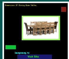 Dimensions Of Dining Room Tables 163209 - The Best Image Search