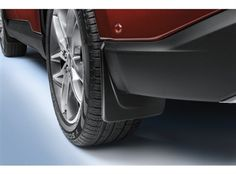 2015 ford edge splash guards molded front pair