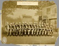 """Scene from """"Shuffle Along""""  Song: """"Bandana Days""""  1921"""