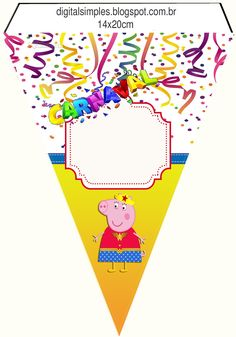 Pretty Party Ideas: Peppa carnival