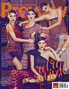 #magazine #cover #be_lola #style #fashion #inspiration #makeastatement #temptationisland #Preview