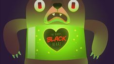 THE DARKNESS CONSUMES ME   The Bears Black Heart