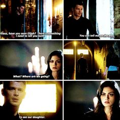 """#TheOriginals 2x08 """"The Brothers That Care Forgot"""" - Klaus and Hayley"""